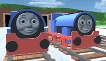 Alan & Clancy