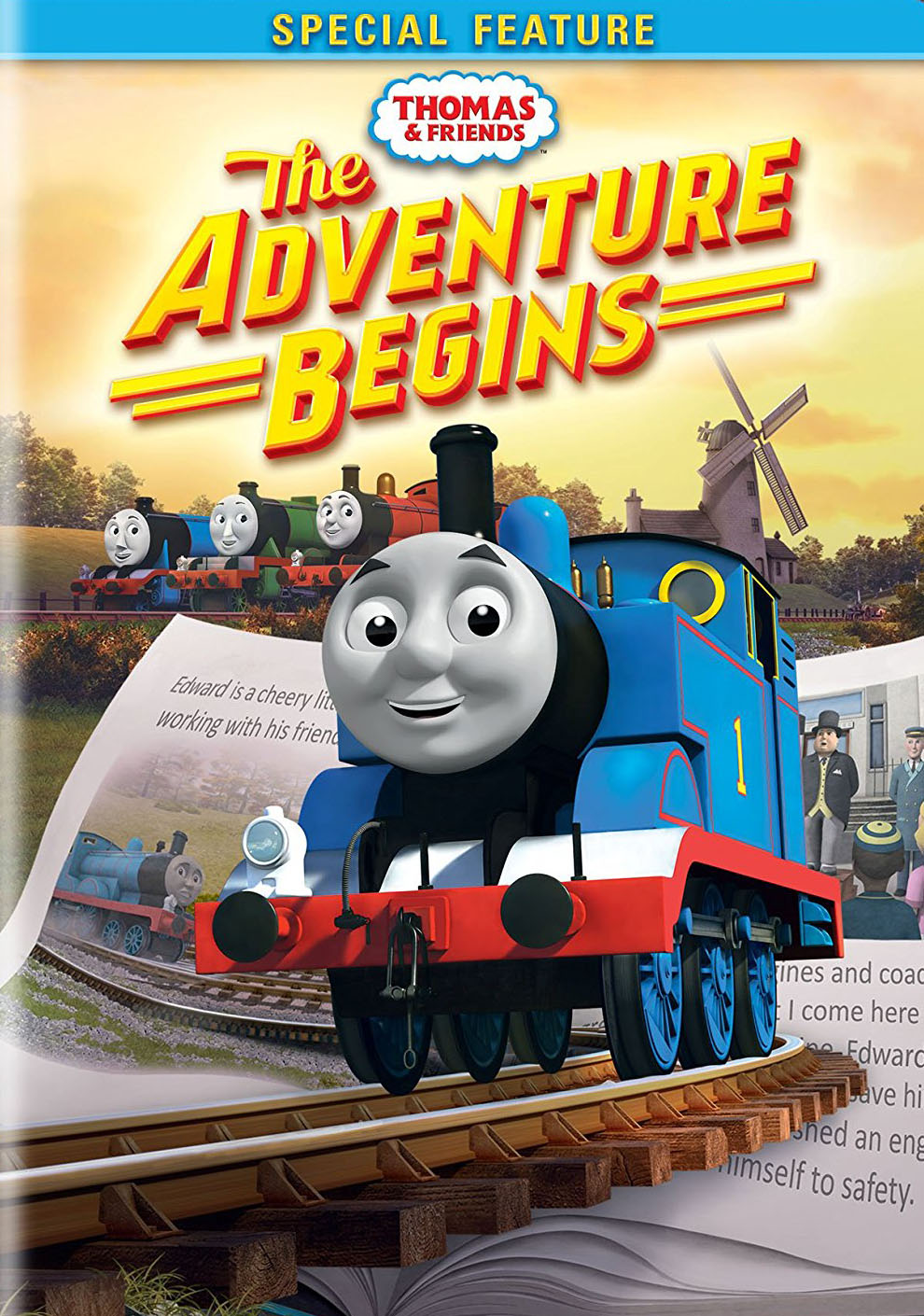 The Adventure Begins Thomas The Tank Engine Wikia Fandom Powered