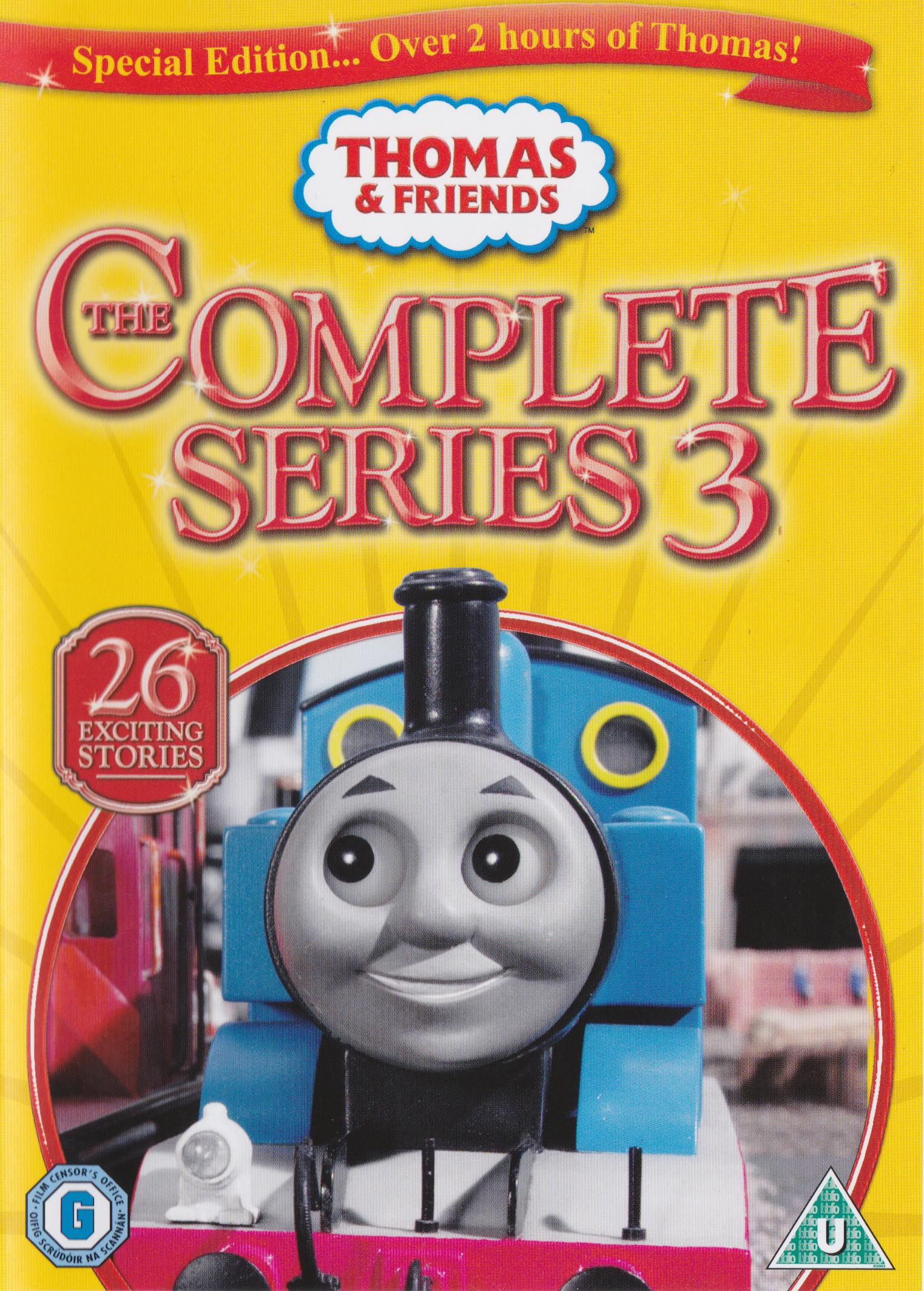 The Complete Series 3 Thomas The Tank Engine Wikia