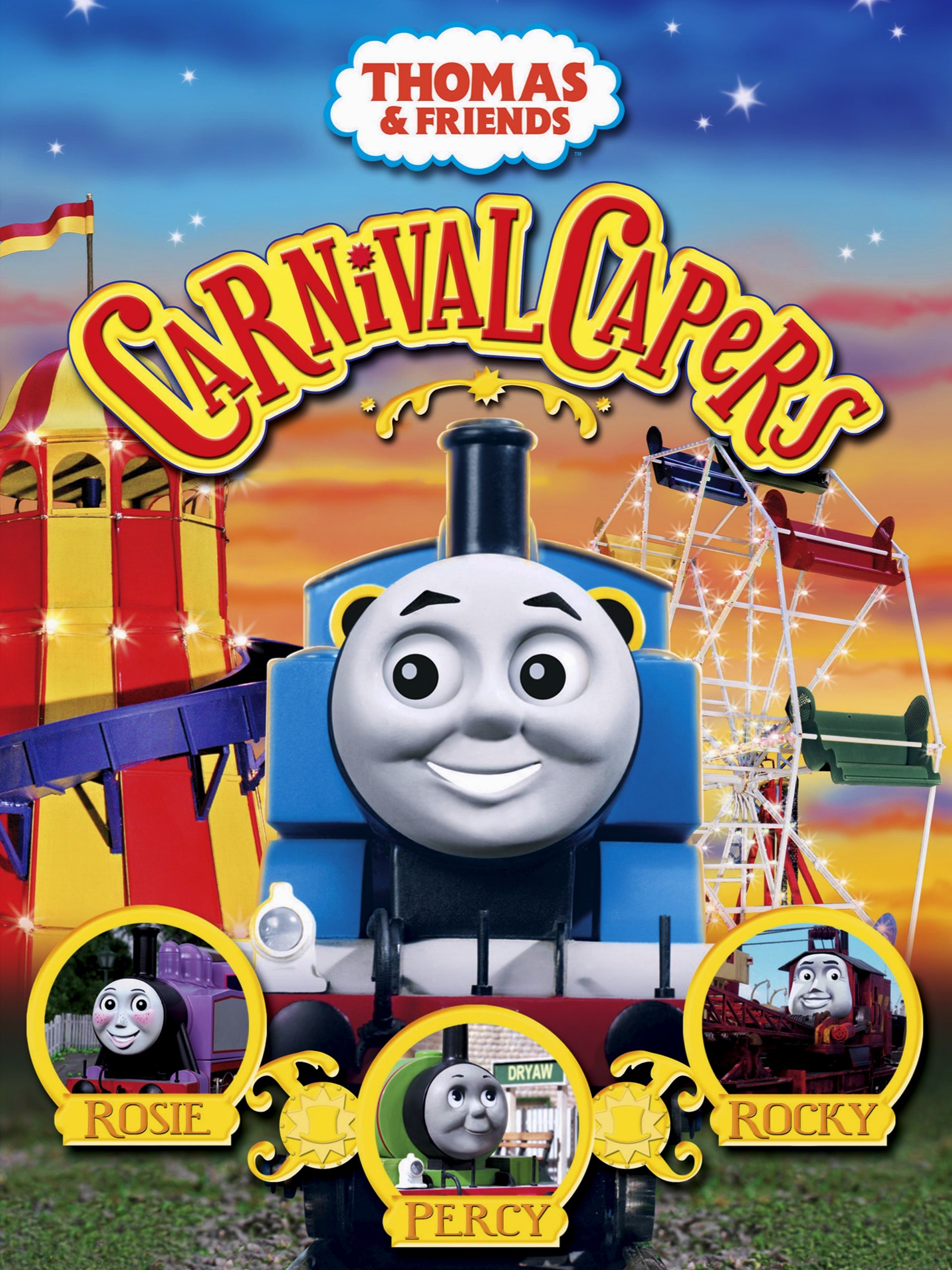 thomas and friends carnival