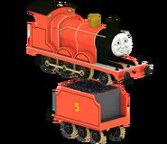 James' Wii Model
