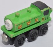 WoodenRailway1994Duck