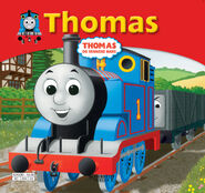 ThomasStoryLibrarybook(Norwegian)