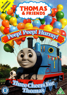 Peep!Peep!Hurray!ThreeCheersforThomas(2008)