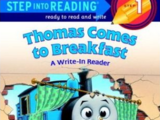 Thomas Comes to Breakfast (Step Into Reading)