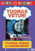 Thomas,PercyandtheDragonFinnishDVD