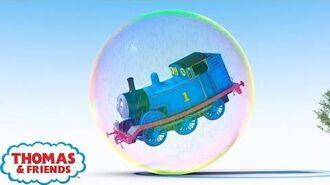 Super Bubble Thomas! Thomas' Magical Birthday Wishes Thomas & Friends UK Kids Cartoon
