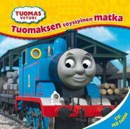 ThomasandtheBumpyRideFinnishBook