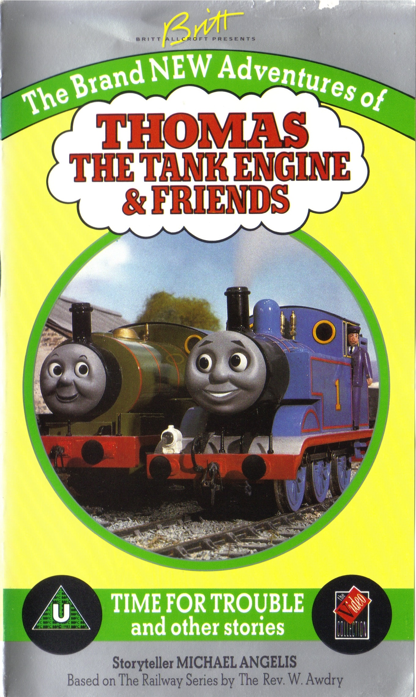 time for trouble and other stories gallery thomas the tank engine wikia fandom powered by wikia. Black Bedroom Furniture Sets. Home Design Ideas