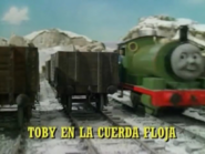 Toby'sTightropeSpanishtitlecard