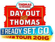 Day out with Thomas 2016 Logo