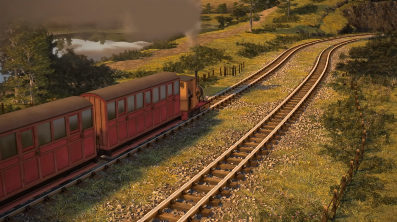 III Skarloey Railway Thomas the Tank