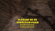 MarionandtheDinosaursDutchTitleCard