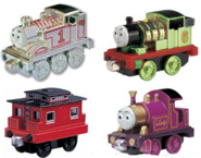 Take-AlongCollectorsVehicle4Pack