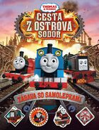 JourneyBeyondSodor-StickerActivityBookCzechCover