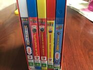 EssentialCollectionFiveDiscCollectionDVDs