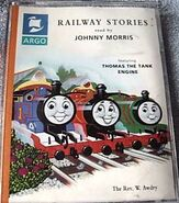 JohnnyMorrisReadsRailwayStories1993cover