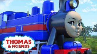 Thomas & Friends UK Meet Hong Mei of China! 🇨🇳 Thomas & Friends New Series Videos for Kids