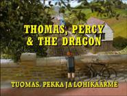 Thomas,PercyandtheDragonFinnishtitlecard