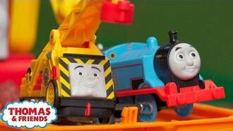 Thomas & Friends™ Kevin's Wrecking Ball Brand New! Stories and Stunts