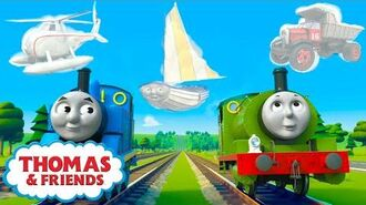 Thomas & Percy Learn About Different Vehicles BRAND NEW Learn with Thomas Thomas & Friends™