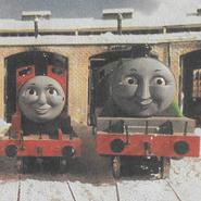 Thomas'ChristmasParty64