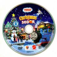 ChristmasonSodor(UKDVD)disc