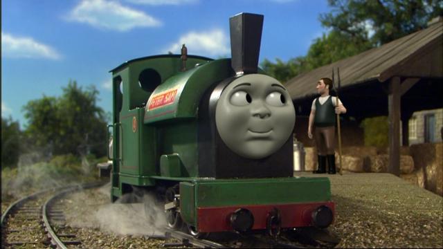 TV版第12シーズンのトロッターさん