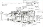The Refreshment Lady's Tea Shop Storyboard