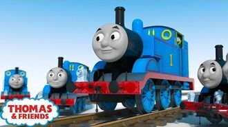 Too Many Thomases! Thomas' Magical Birthday Wishes Thomas & Friends UK Kids Cartoon