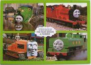 Duck,Terence,JamesandPercyPostcard