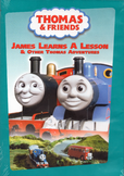 JamesLearnsaLesson2014DVDcover