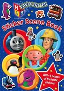 StickerSceneBook