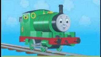 Percy Pulls Out of the Station (US Narration-Learning Segment)