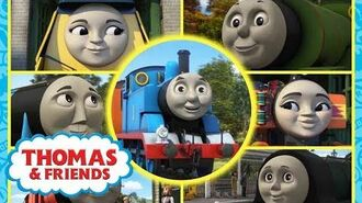 Thomas & Friends UK ⭐Meet The New Steam Team! 🚂⭐Thomas & Friends New Series! ⭐Cartoons for Kids