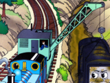 The Fat Controller's Diesels!