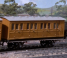 Orange1stClassBrakeCoachModel