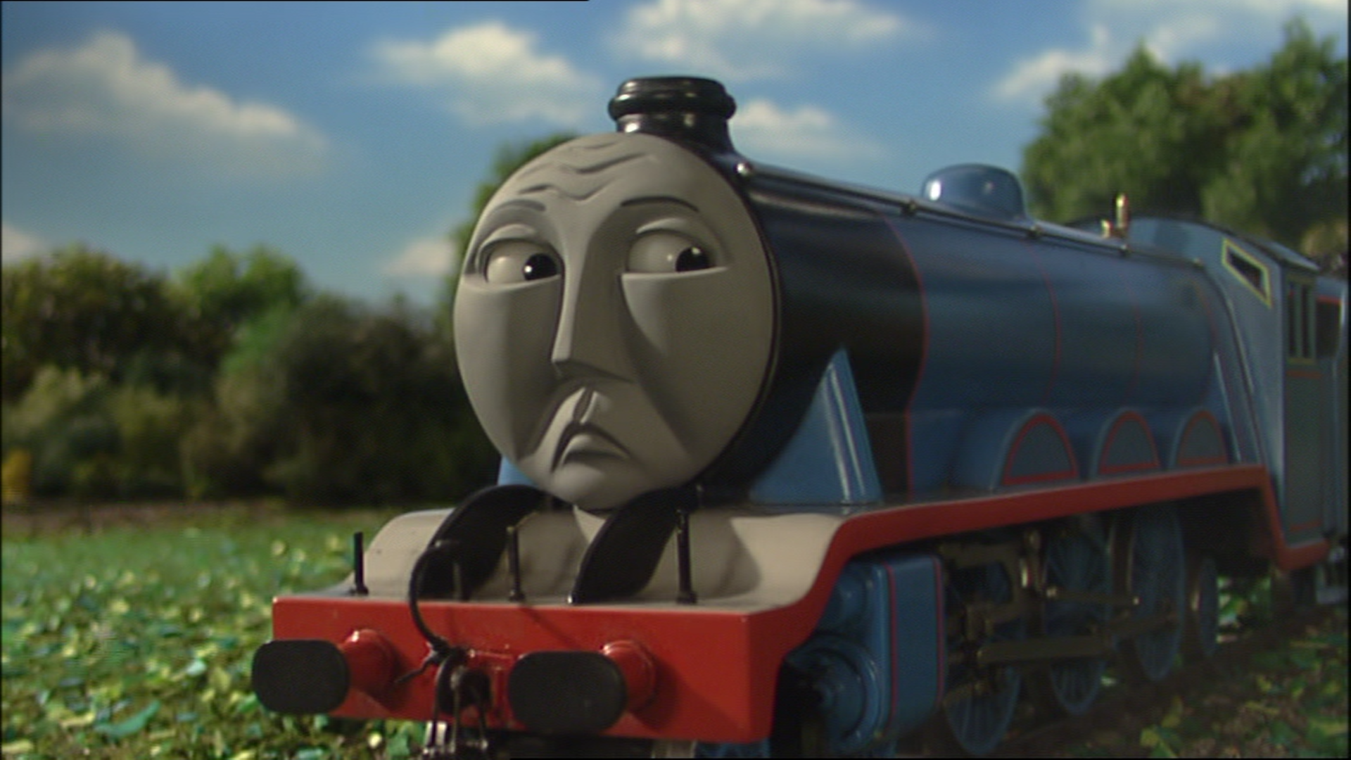 Percy And The Magic Carpet Thomas The Tank Engine Wikia