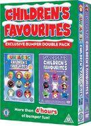 Children'sFavouritesExclusiveBumperDoublePack