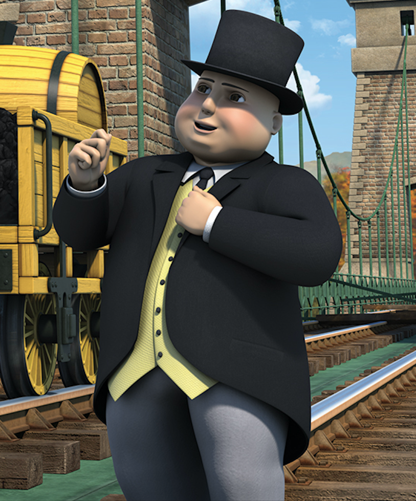 Sir Topham Hatt Thomas The Tank Engine Wikia Fandom Powered By Wikia