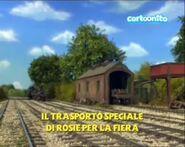 Rosie'sFunfairSpecialItalianTitleCard