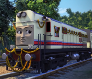 India Thomas The Tank Engine Wikia Fandom Powered By Wikia