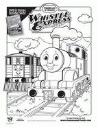 WhistleExpressCollectionAdvertisment