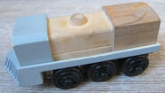 WoodenRailwayGordon'sSnowMachine