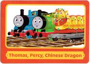 ThomasTradingCardsThomas,Percy&TheChineseDragon