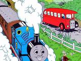 Thomas and Bertie (magazine story)
