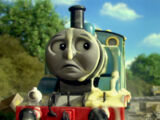 Thomas and the Stinky Cheese
