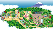 ThomasLand(Japan)Map2007