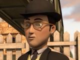 המפקח הרזה