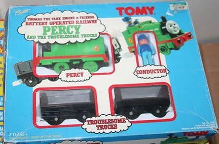File:TOMYTrainsPercyAndTroublesomeTrucks.jpg